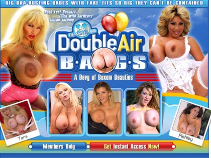 Double Air Bags - A Beavy of Buxon Beauties