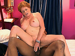 Valerie Teaches A Black Stud A Lesson In Fucking MILFs