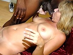 Interracial Mature Porn